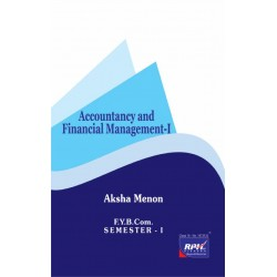 Accounting and Financial Management -I fybcom Sem 1 Rishabh