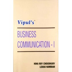 Business Communication - I fybcom Sem 1 Vipul Prakashan