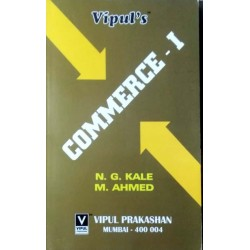 Commerce - I (Introduction to Business) fybcom Sem 1 Vipul