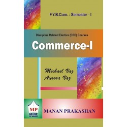 Commerce - I (Introduction to Business) fybcom Sem 1 Manan