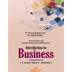 Commerce - I (Introduction to Business) fybcom Sem 1 Sheth