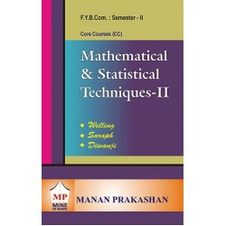 Mathematical and Statistical Techniques - II Fybcom Sem 2