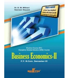 Business Economics - II Fybcom Sem 2 Sheth Publication