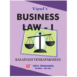 Business Law sybcom sem 3 Vipul Prakashan