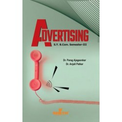 Advertising I sem 3 Sheth Publication