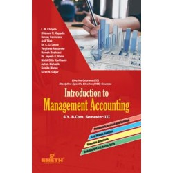 Introduction to Management Accounting sem 3 Sheth