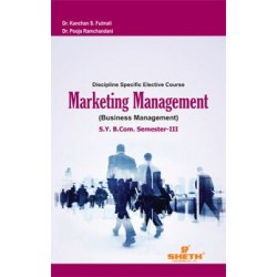 Marketing Management sem 3 Sheth Publication