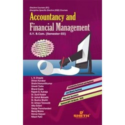 Accounting and Financial Management -III sybcom sem 3 Sheth