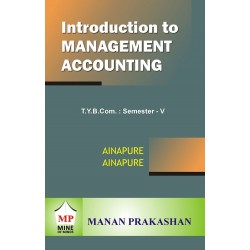 Introduction to Management Accounting  tybcom Sem 5 Manan