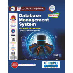 Database Management System Second year Sem IV Computer Engg Techneo Publication