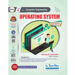 Operating System Second year Sem IV Computer Engg Techneo Publication with MCQS