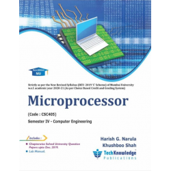 Microprocessor Second year Sem IV Computer Engg