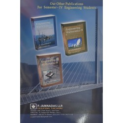 Engineering Mathematics 4 by  G V kumbhojkar Second  year