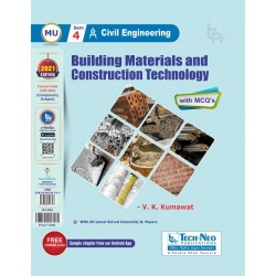 Building Material and Construction Technology Sem IV Civil Engg TechNeo Publication