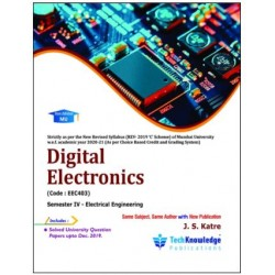 Digital Electronics  Second year Sem IV Electrical Engg Techknowledge Publication