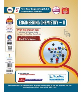 Engineering Chemistry 2 First Year  Sem 2 Techneo Publication