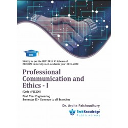 Professional Communication And Ethics Techknowledge