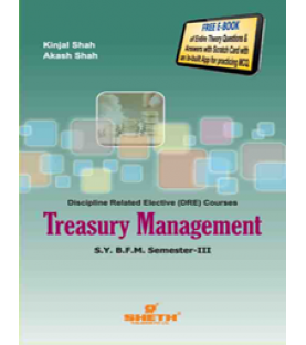 Treasury Management SYBFM Sem III Sheth Pub.