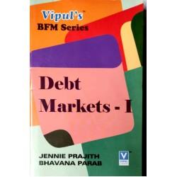 Debt Markets-I SYBFM Sem III Vipul Prakashan