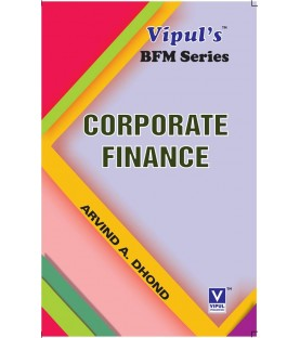 Corporate Finance - II SYBFM Sem 4 Vipul Prakashan