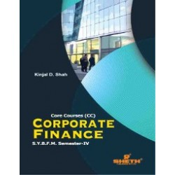 Corporate Finance - II SYBFM Sem 4 Sheth Publication
