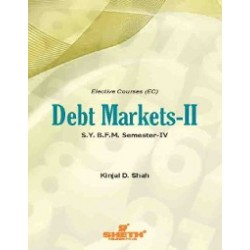 Debt Markets - II SYBFM Sem 4 Sheth Publication