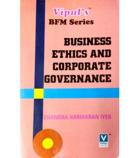 Business Ethics and Corporate Governance TYBFM Sem V Vipul Prakashan