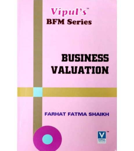 Business Valuation TYBFM Sem V Vipul Prakashan