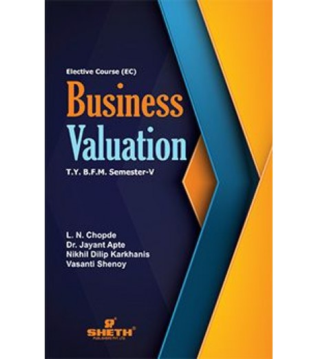 Business Valuation TYBFM Sem V Sheth Pub.