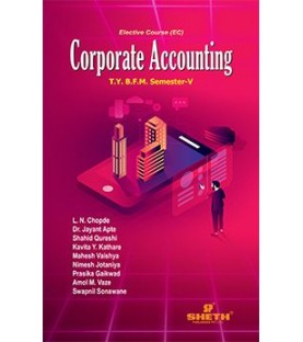 Corporate Accounting TYBFM Sem V Sheth Pub.