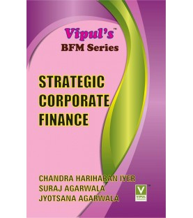 Strategic Corporate Finance TYBFM Sem 6 Vipul Prakashan