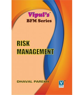 Risk Management TYBFM Sem 6 Vipul Prakashan