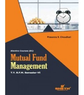 Mutual Fund Management TYBFM Sem 6 Sheth Publication