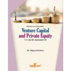 Venture Capital and Private Equity TYBFM Sem 6 Sheth
