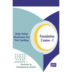 Foundation Course - I Sem I Rishabh Publication