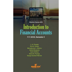 Introduction to Financial Accounting BMS Sem I Sheth