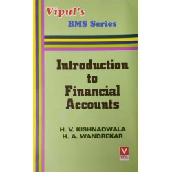 Introduction to Financial Accounting BMS Sem 1 VIpul