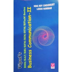 Business Communication -II FYBMS Sem 2 Vipul Prakashan