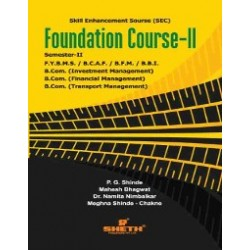 Foundation course-Value Education and soft skill-II FYBMS