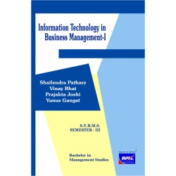 Information Technolgy in Business Management-I SYBMS Sem III Rishabh Publication