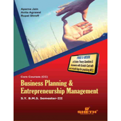 Business Planning and Entrepreneurial Management SYBMS Sem III Sheth Publication