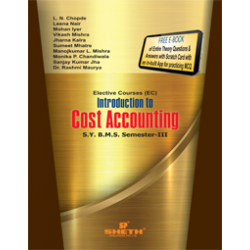 Introduction to Cost Accounting SYBMS Sem Sheth Pub.