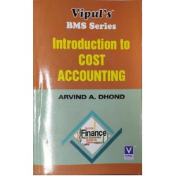 Introduction to Cost Accounting SYBMS Sem Vipul Prakashan