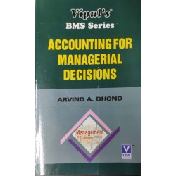 Accounting for Managerial Decision SYBMS Sem III Vipul