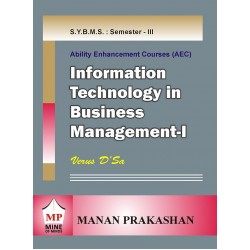 Information Technolgy in Business Management-I SYBMS Sem