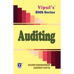 Auditing SYBMS Sem 4 Vipul Prakashan