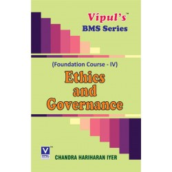 Ethics and Governance SYBMS Sem 4 Vipul Prakashan