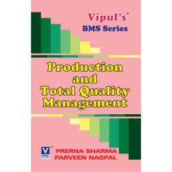 Production and Total Quality Management SYBMS Sem 4 Vipul