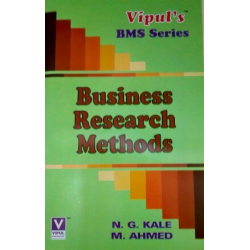 Business Research Method SYBMS Sem 4 Vipul Prakashan