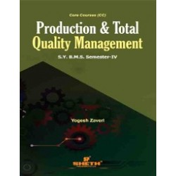 Production and Total Quality Management SYBMS Sem 4 Sheth